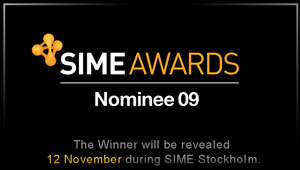 SIME awards nominee