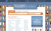 Preview of healthgrades.com