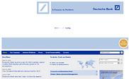 Preview of wob.deutsche-bank.de