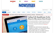 Preview of newsmax.com
