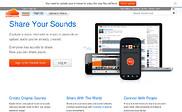 Preview of soundcloud.com