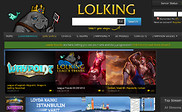 Preview of lolking.net