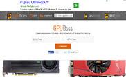 Preview of gpuboss.com