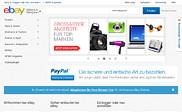 Preview of ebay.de