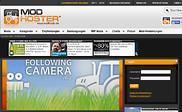 Preview of modhoster.de