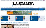 Preview of lastampa.it