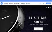 Preview of motorola.com