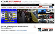 Preview of carscoops.com