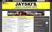 Preview of jayski.com
