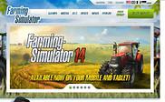 Preview of farming-simulator.com