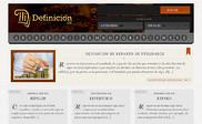 Preview of definicion.de