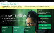 Preview of session.masteringchemistry.com
