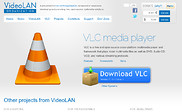 Preview of videolan.org