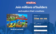 Preview of web.roblox.com