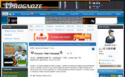 Preview of vprognoze.ru
