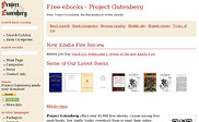 Preview of gutenberg.org