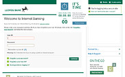 Preview of online.lloydsbank.co.uk