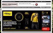 Preview of bike-discount.de