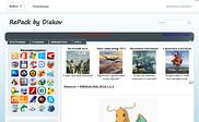 Preview of diakov.net