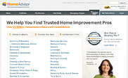 Preview of homeadvisor.com