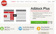 Preview of adblockplus.org