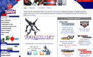 Preview of tfwiki.net