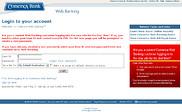 Предварительный просмотр webbanking.comerica.com