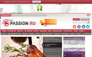 Preview of passion.ru