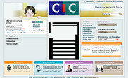 Preview of cic.fr