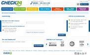 Предварительный просмотр kundenbereich.check24.de