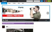 Preview of skyrock.com