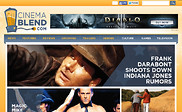 Preview of cinemablend.com