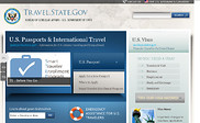 Preview of travel.state.gov
