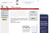 Preview of citationmachine.net