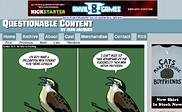 Preview of questionablecontent.net