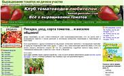 Preview of tomat-pomidor.com