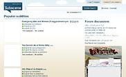 Is subscene com Safe? Community Reviews | WoT (Web of Trust)