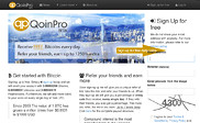 Preview of qoinpro.com