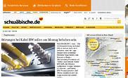 Preview of schwaebische.de
