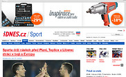 Preview of sport.idnes.cz