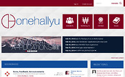 Preview of onehallyu.com