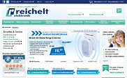 Preview of reichelt.de