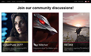 Preview of forums.cdprojektred.com