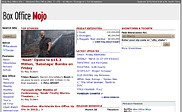 Preview of boxofficemojo.com