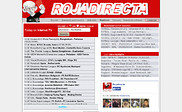 Preview of rojadirecta.me