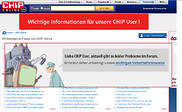Preview of forum.chip.de