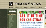 Предварительный просмотр primaryarms.com