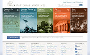 Preview of archives.gov