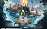 Preview of worldofwarships.com