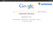 Preview of google.pt